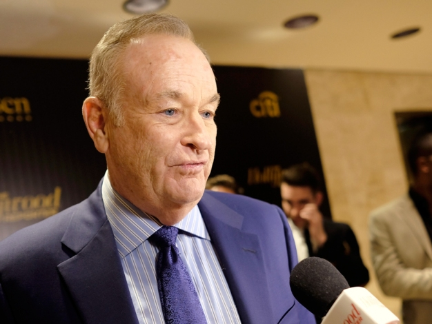Bill O'Reilly Under Media Fire