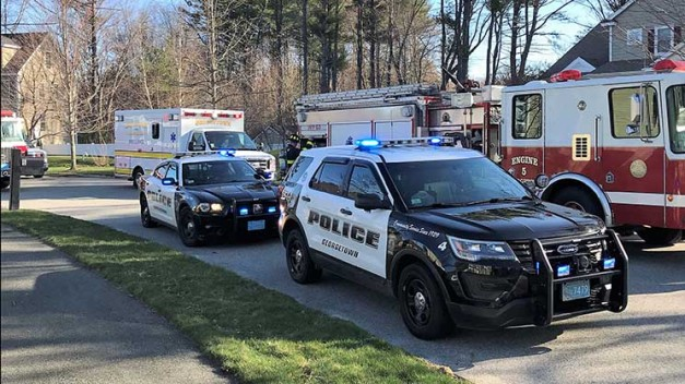Georgetown Officers Treated for Carbon Monoxide Exposure