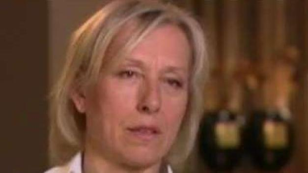 LGBTQ Group Cuts Ties With Navratilova; Costas' Departure