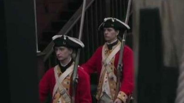 Marking the Start of the Revolutionary War
