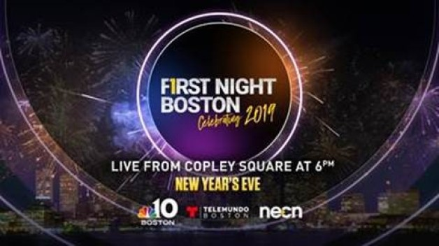 necn to Air 'First Night Boston' New Year's Broadcast