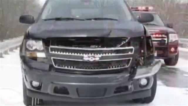 15 Injured in Massive Pileup on I-93 in NH - NECN
