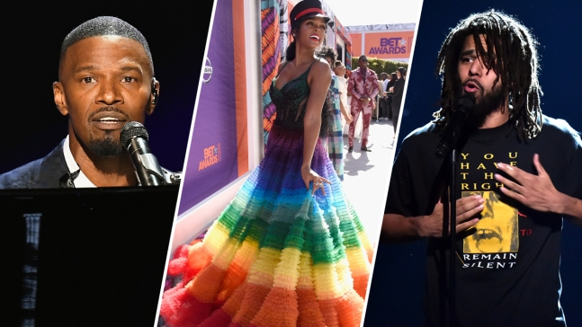 A Look at the Best Moments From the 2018 BET Awards