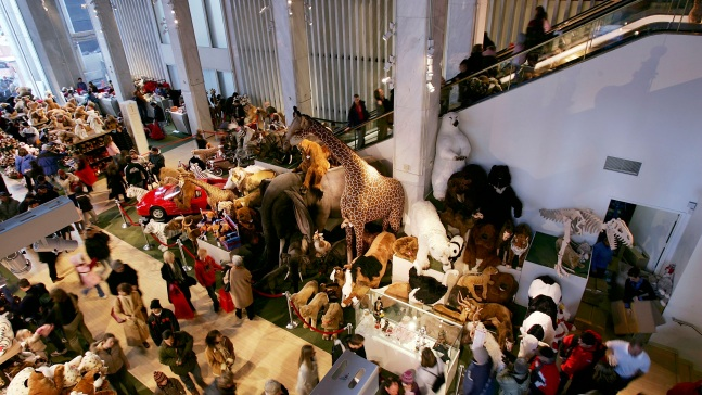 Legendary Toy Store FAO Schwarz to Get New Home in NYC