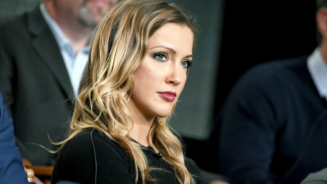 'So Much Wasted Time': Katie Cassidy Tweets Dad's Last Words