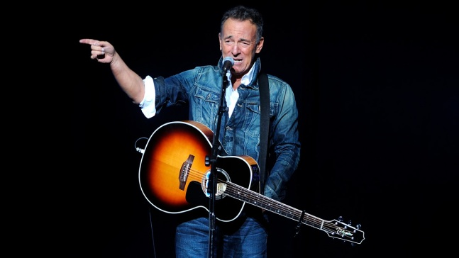 Springsteen Surprises Moviegoers at Film Preview Screenings