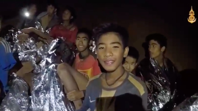 A Thai Cave Rescue Movie Could Hinge on This Contract