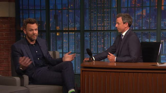 'Late Night': McHale Beat 1 of the Best 'Fortnite' Players