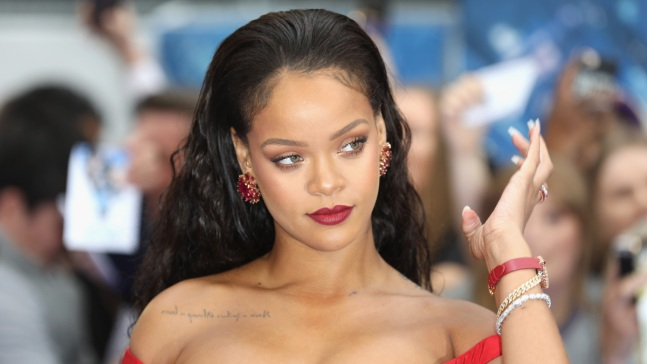 Rihanna Named an Official Ambassador of Barbados