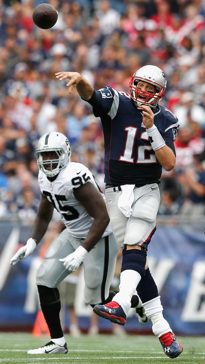 New England Patriots Take on Kansas City Chiefs on Monday Night