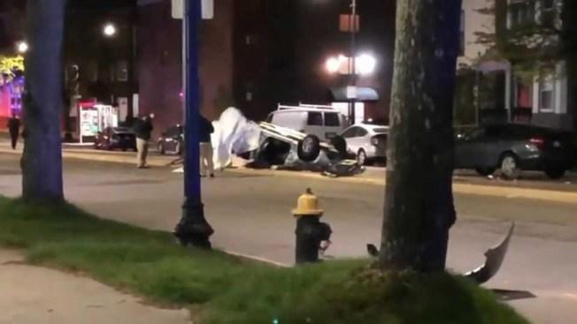 Police Identify Driver in Fatal East Boston Crash - NECN