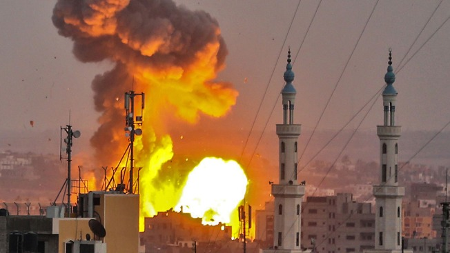Israel Executes Airstrikes Against Hamas After Soldiers Come Under Fire