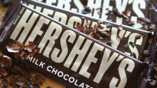 Hershey Considers Replacing Corn Syrup With Sugar