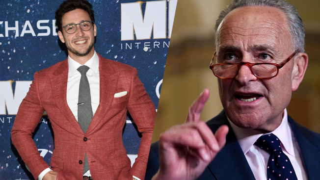 Schumer, 'America's Sexiest Doctor' Call for Lifesaving Drug on Planes