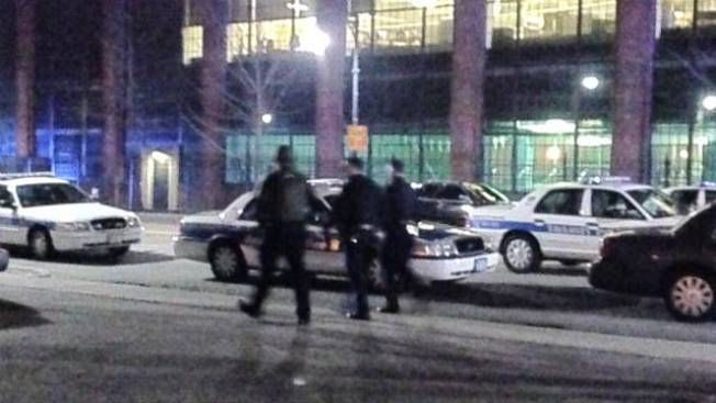 Police Converge on Watertown, Mass.