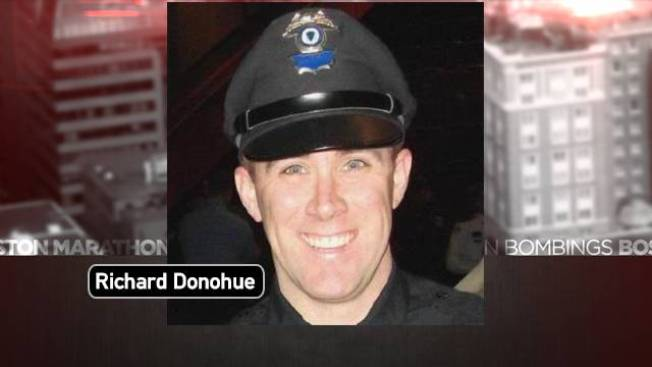 Officer Injured in Manhunt Identified
