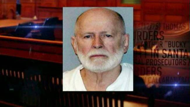 Bulger Sentenced to Two Life Terms in Prison