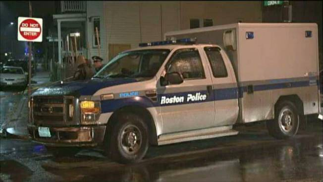 Boston Police Investigate Fatal Shooting