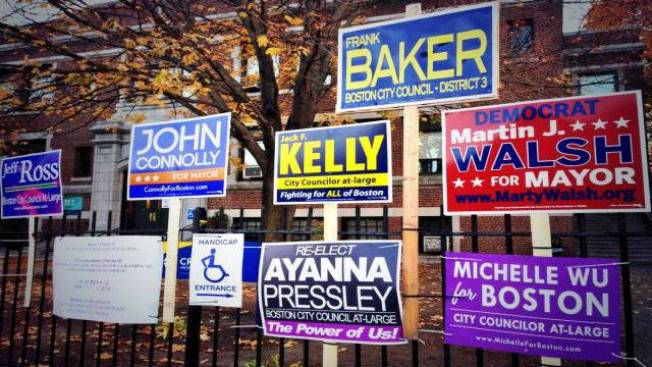 Boston's Battle for Mayor Now Up to City Voters