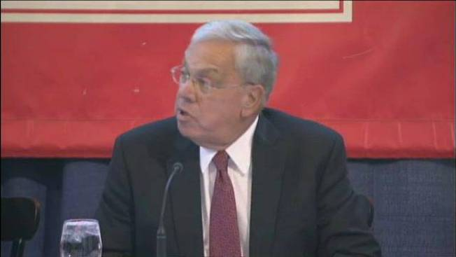 Boston Mayor Menino Responds to Talk Show Host's Comments