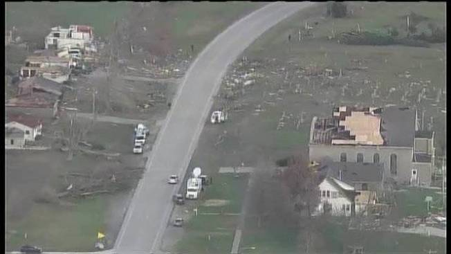 Death Toll From Midwest Tornadoes Reaches 7