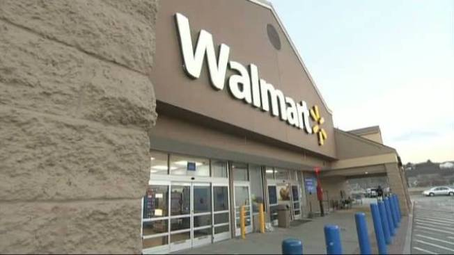 French Fry Truck Catches Fire in Walmart Parking Lot