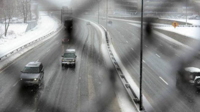 Winter Storm Leads to Speed Limit Restrictions in New England
