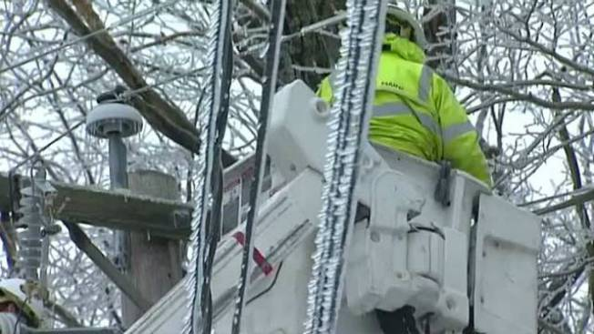 Additional Snow, Cold May Hamper Power Efforts in Maine