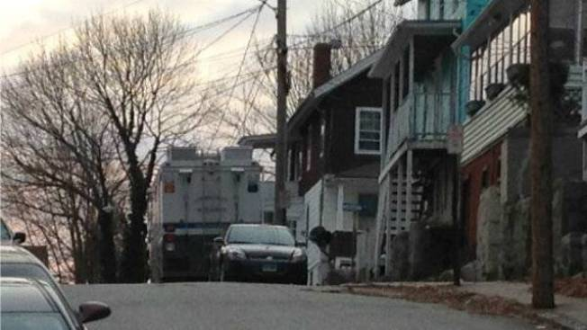 New London, Conn. Police Investigating Homicide