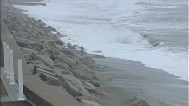 National Weather Service Issues Coastal Flood Advisory for Mass.