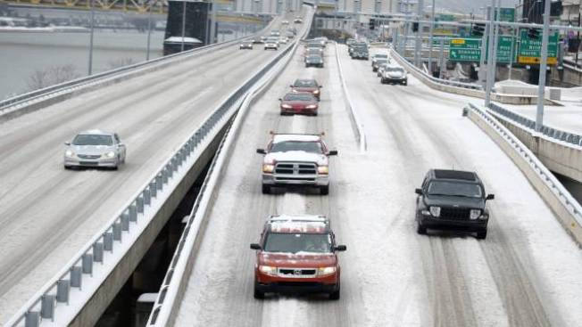 MassDOT: Expect Morning Commute Delays During Storm
