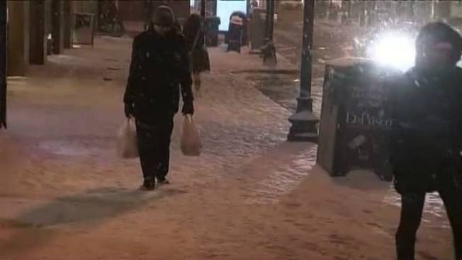 Boston Mayor Walsh Declares Snow Emergency Begins at 6pm