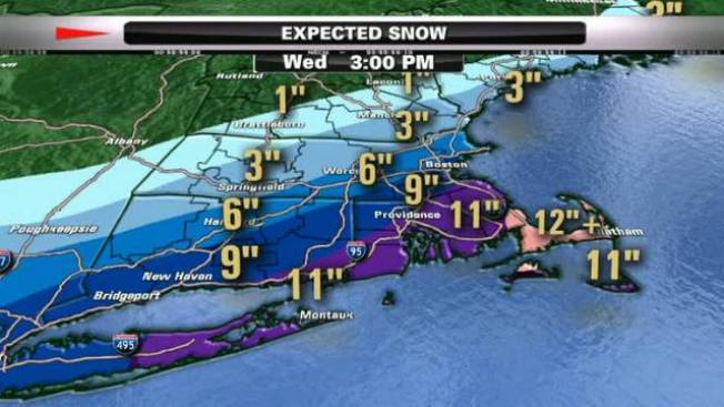Taking a Closer Look at New England's Snow Accumulation Totals
