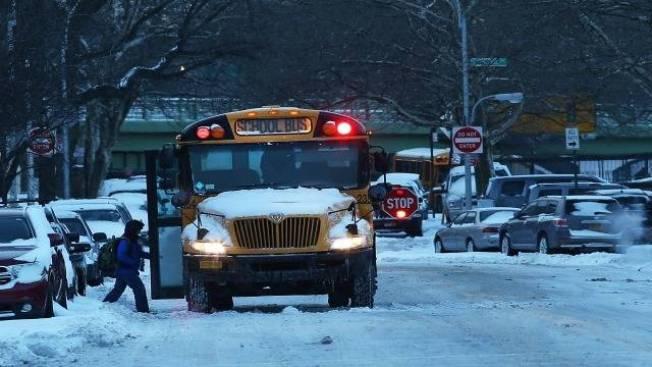 No Snow Day for Boston Public Schools