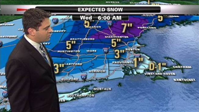 How Much Snow Can You Expect in This Storm?