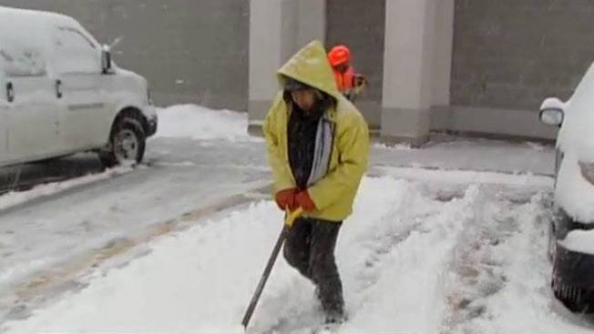 Rough Winter Storms Bring Big Business to Those in Conn. Snow Removal