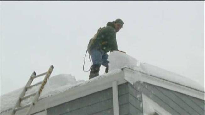 Warmer Temps in New England Turns Focus to Roof Collapses