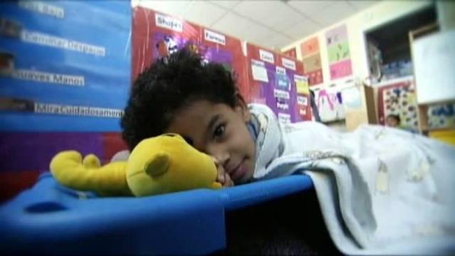 Horizons for Homeless Children: Jonah's Story