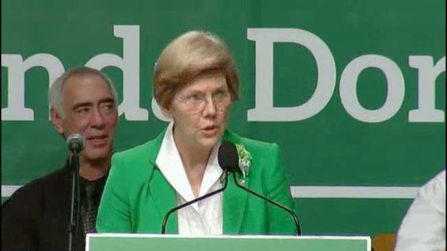 Sen. Warren: More Diversity at the Breakfast Than a Republican Convention