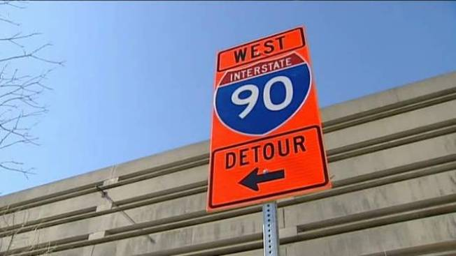 Work Begins This Weekend on Mass. Pike's Prudential Tunnel