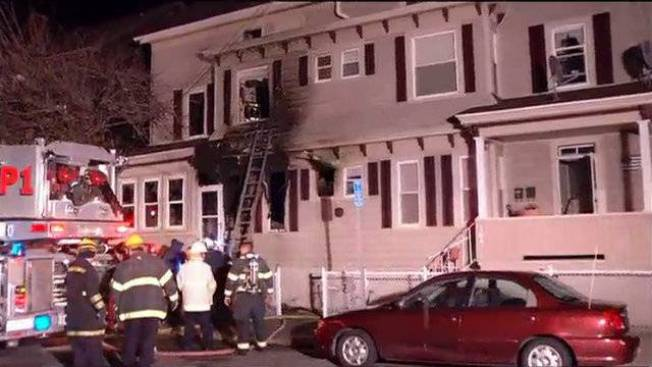 1 Person Hospitalized After Fall River, Mass. Fire