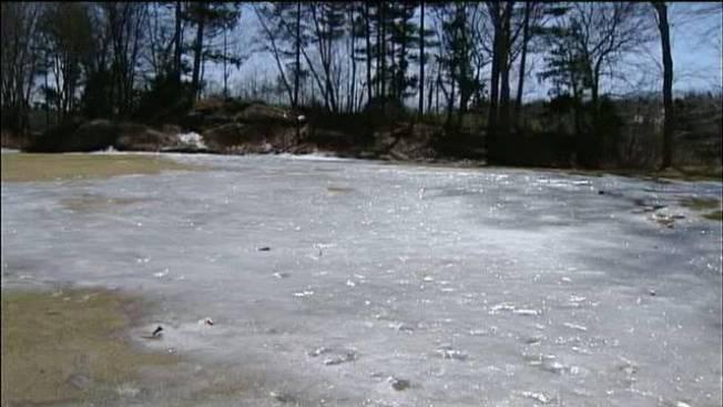 New Englanders Stuck Between Seasons Prep for Next Storm