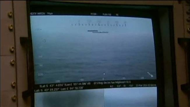 Thai Satellite Spots About 300 Objects in Ocean Search for Missing Malaysian Plane