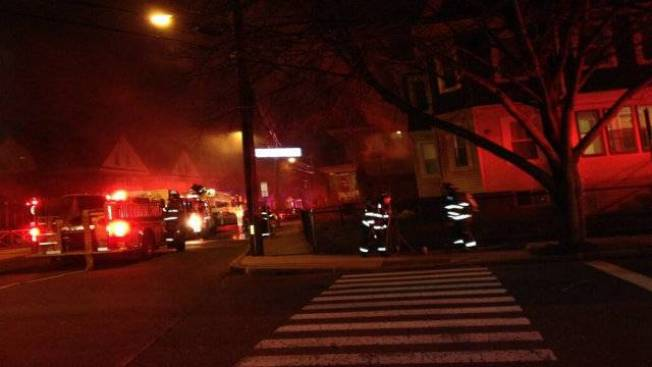 6 Displaced After 3-alarm Mass. Fire