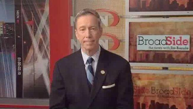 Broadside: US Rep. Stephen Lynch on Todashev Report