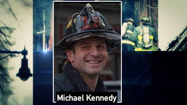 Wake to Be Held for Boston Firefighter Michael Kennedy