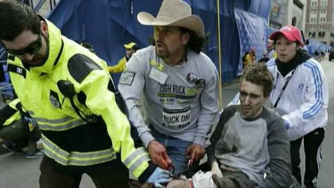 Boston Marathon Hero Settles Lawsuit Against Boston Police
