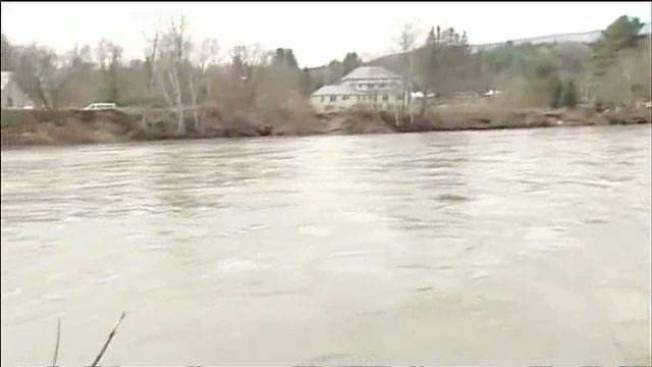 Flood Threat Looming Over Vt.