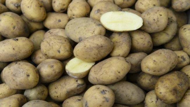 Police Arrest Man Allegedly Armed With Potato