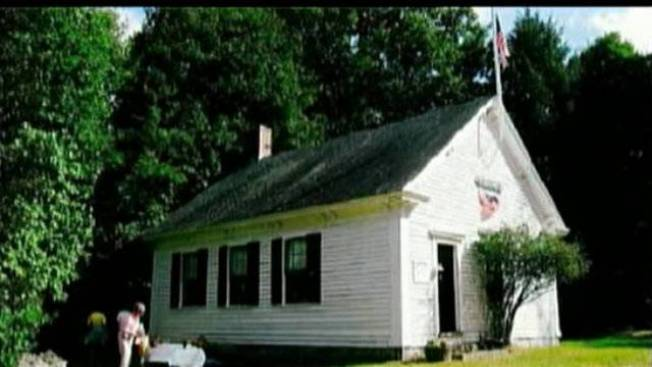 Several Items Stolen From Historic Schoolhouse